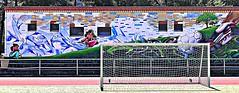 Berlin 2018.06.07. Mural 138.3 - FC Kreuzberg - 2014 (Rainer Pidun) Tags: mural streetart urbanart publicart berlin