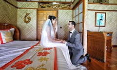 InterContinental Bora Bora Le Moana Resort (BoraBoraPhotosVideos) Tags: borabora frenchpolynesia island tahiti paradise southpacific vacances bestevacations photooftheday picoftheday wedding polynesian wonderfulplaces