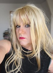 Just me mk2 (Irene Nyman) Tags: irenenyman dutch crossdress crossdresser irene nyman tranny tgirl transgirl blueeyes cutie babe blonde xdresser mtf transvestite cute holland makeup portrait travestiet travestie xdress cd tv