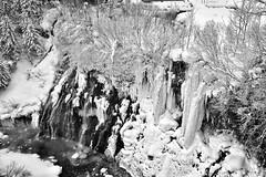 frozen waterfalls (gro57074@bigpond.net.au) Tags: frozenwaterfall hokkaido volcanic 2019 february f100 2470mmf28 tamron d850 nikon guyclift frozen winter frozenwaterfalls japan biei shirahigewaterfall