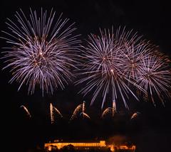 (*Vasek*) Tags: fireworks brno ohňostroj brünn feuerwerk špilberk czech