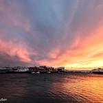 sunset in Skrova thumbnail