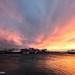 sunset in Skrova