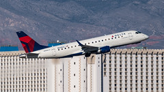 Delta Connection N629CZ plb20-05120 (andreas_muhl) Tags: deltaconnection embraer175 klas las lasvegas n629cz november2018 vegas aircraft airplane aviation planespotter planespotting compassairlines