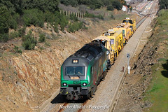 Bitrac (joseignacioalbala) Tags: bictrac estacionmonfragüe empalme tren ferrocarril cáceres