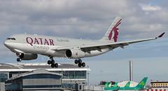 A7-AFZ (Ken Meegan) Tags: a7afz airbusa330243f dublin 1406 airbusa330 airbusa330200f airbus a330243f a330200 a330 qatarcargo qatarairways qatar cargo
