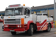 Bus Eireann DTL18 (93D7323). (Fred Dean Jnr) Tags: buseireann truck lorry towtruck daf 2300 recoveryvehicle dtl18 93d7323 capwellgaragecork april2019