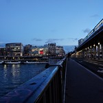 Blue hour at Bir Hakeim thumbnail