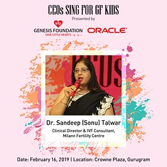 CEOs Sing for GF Kids - Genesis Foundation (genesisfoundation64) Tags: little hearts child care fund raising events for childcare donate towards heart disorder