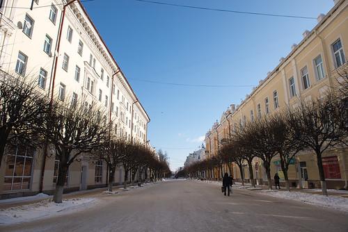 Smolensk. Lenin street ©  Andrey