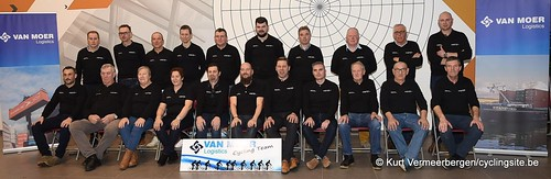 Van Moer Logistics Cycling Team (251)
