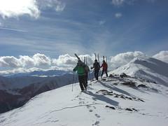 Ein Stück zu Fuß (Globo Alpin) Tags: ahrntal winter skitouren weisenbach 2019