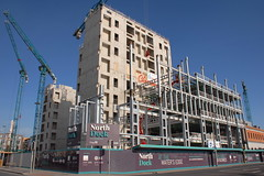 North Dock (eigjb) Tags: dublin ireland city north dock crane building construction development office