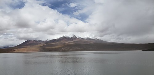 The Stinking Lake (Laguna Hedionda) at 4,121m. (13,520.34 ft.), Bolivian Highlands (Altiplanos Boliviano), Potosí, Bolivia.