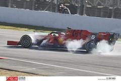 1902270221_vettel (Circuit de Barcelona-Catalunya) Tags: f1 formula1 automobilisme circuitdebarcelonacatalunya barcelona montmelo fia fea fca racc mercedes ferrari redbull tororosso mclaren williams pirelli hass racingpoint rodadeter catalunyaspain