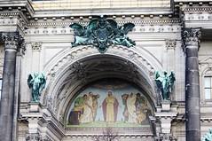 Berliner Dom (Cathédrale de Berlin) - (elisabeth D.) Tags: néorenaissance guillaumeii luther egliseprotestante allemagne berlin deutschland germany