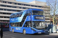 Bluestar 1237 HF68 DYB (johnmorris13) Tags: bluestar 1237 hf68dyb alexanderdennis enviro400 enviro400city bus