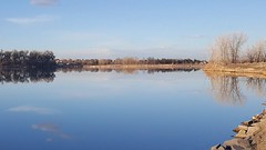 March 11, 2019 - A very tranquil scene at McKay Lake in Broomfield. (David Canfield)