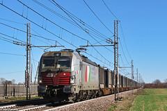 CFI E.191.009. Grisignano di Zocco (Ivan Furlanis) Tags: treno train zug ferrovia bahn eisenbahn rail railway railroad italia italy italien veneto