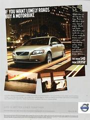 2008 Volvo S40 Sedan Aussie Original Magazine Advertisement (Darren Marlow) Tags: 2 4 8 20 2008 v volvo s 40 s40 sedan c car cool collectible collectors classic a automobile vehicle swiss sweden swedish e european europe 00s