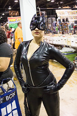 wizard world comic con. 2014 (timp37) Tags: catwoman cosplayer cosplay wizard world chicago illinois august 2014 rosemont comic con batman