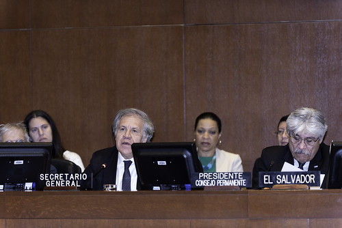 Joint Meeting of the Permanent Council and the Inter-American Council for Integral Development, March 19, 2019