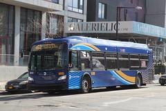 IMG_5111 (GojiMet86) Tags: mta nyc new york city bus buses 2018 xde40 9502 b62 jackson avenue crane street