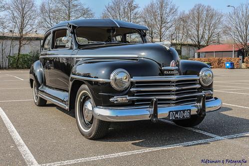 1947 Plymouth Special de Luxe 2drs sedan - DZ-40-86