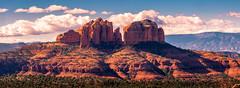Sedona Arizona 2018 (Dennis Schrader Photography) Tags: 2018 70200mm28tamron dennisschrader dennisschraderphotography arizona d610 sedona mountain red rock travel pano