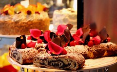 Extraordinary Desert (Prayitno / Thank you for (12 millions +) view) Tags: extraordinary dessert cafe restaurant food beautiful outstanding delicious musttry presentation pastry cake san diego ca california