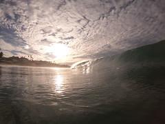 (davidweedallphotography) Tags: sunrises surfing ocean beauty fun water clouds sun art photography waterphotography sunrisephotography beach