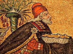 Ravenna - Sant'Apollinare Nuovo 11 (antonella galardi) Tags: emilia romagna ravenna 2018 natale mosaici paleocristiano bizantino santapollinarenuovo chiesa