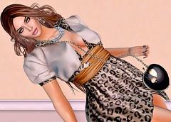 ★ Seniha. Mery Set @ ACCES // MICHAN - Pearl Lashes [Lelutka] @ Gloss ★ (klaris Bella) Tags: ★ seniha mery set acces michan pearl lashes lelutka gloss