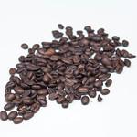 Coffee Beans on a White Background thumbnail
