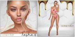HoneyPot GENUS Shapes Tasha AD (honeypot.beauty) Tags: secondlife gaming avatar fashion beauty genus maitreya shapes mesh bento
