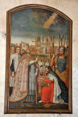 Priorat de Saint-Loup-de-Naud (Monestirs Puntcat) Tags: saint loup naud sena seine marne illa de frança monestir priorat prieuré priorato monasterio