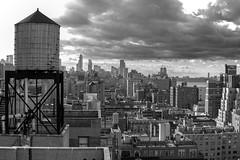 Thick City (Joe Josephs: 3,166,284 views - thank you) Tags: city manhattan nyc newyorkcity cityscape urbanexploration buildings skyline urbanlandscape rooftops blackandwhitephotography monochrome bw blackandwhite urbanscene