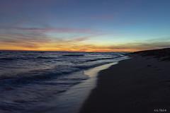 segurdecalafell_20181223_2059 (Kilian Ubeda Cano) Tags: playa beach agua mar water sea sand arena tarragona segur calafell atardecer sunset sony a7