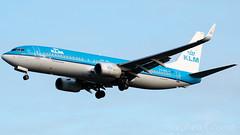 KLM Boeing 737-8K2 PH-BXL (StephenG88) Tags: londonheathrowairport heathrow lhr egll 27r 27l 9r 9l boeing airbus january6th2019 6119 myrtleavenue klm kl 737 737ng 737800 738 7378k2 phbxl