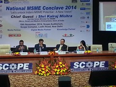 20141119_105641 (newsmsme) Tags: national msme conclave 2014
