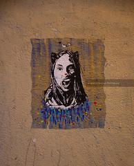 Street Art - Oberkampf-2-2 (serguei_30) Tags: canon canon6d 6d tamron 2470 art artiste artcomptemporain sergueidoublov streetart street romandoublet révolution photographefrançais perfect graffiti graphiti graph tag tags noiretblanc nocturne nuit urbanart urban urbaine