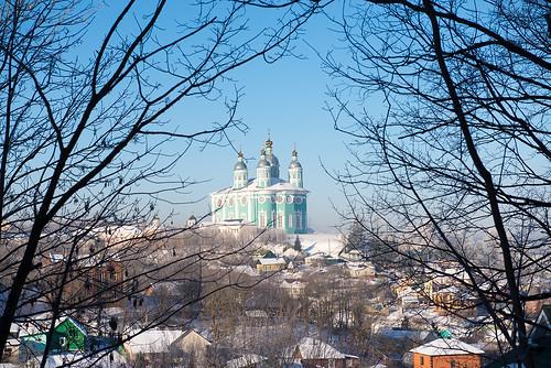 Winter City ©  Andrey