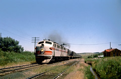 CB&Q FT 115D (Chuck Zeiler 48Q) Tags: cbq ft 115d burlington railroad emd locomotive palmerlake train alchione chz