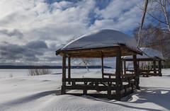 Chalet «Kedr» / Турбаза «Кедр» (dmilokt) Tags: природа nature пейзаж landscape лес forest дерево tree снег snow dmilokt nikon d850