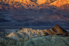 Winter Light (Jeff Sullivan (www.JeffSullivanPhotography.com)) Tags: death valley national park nationalpark california usa landscape nature travel photography canon eos 5d mark iv photo copyright 2018 jeff sullivan december eroded badlands