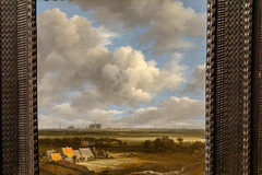 View of Haarlem from the Northwest, with the Bleaching Fields in the Foreground (zeegeezer) Tags: netherlands art rijksmuseum