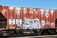 Confused Identity? (THE RESTLESS RAILFAN) Tags: