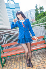 さくらえび (RX君) Tags: コスプレ アコスタ cosplay acosta 霞之丘詩羽 不起眼女主角培育法