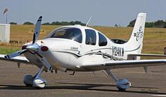 Cirrus SR22TS n° 1566 ~ N124KW (Aero.passion DBC-1) Tags: spotting la baule dbc1 david biscove aeropassion avion aircraft aviation plane cirrus sr22 ~ n124kw