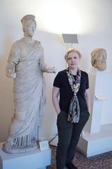 It's this sculpture (Insher) Tags: venice venezia sculpture statue italy italia museo